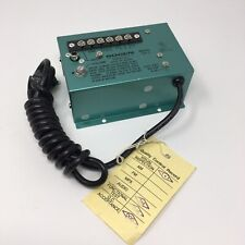NEW Bogen Model GA-2 120Vac 4W Utility Amplifier 600ohm 8ohm Solid State