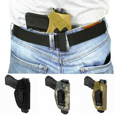 Concealed Belt Holster Ambidextrous IWB Holster Subcompact Compact Pistols new U