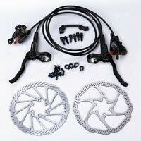 Shimano MT200 Brake Bicycle Bike MTB Hydraulic Disc Brake Set HS1/G3 Optional