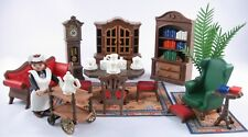 PLAYMOBIL VINTAGE 5320 DINING ROOM VICTORIAN MANSION HOUSE 5300-100%-EXCELLENT
