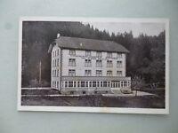 Ansichtskarte Kindererholungsheim Steinabad b. Bonndorf Schwarzwald 1929