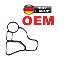 OEM Engine Oil Filter Adapter Gasket For BMW 11427537293 NEW