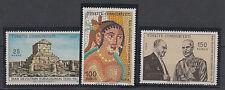 TURCHIA-TURKEY 1971 centenario impero persiano 2012-14  MNH