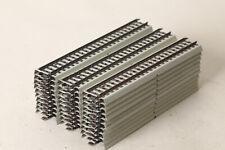 Primex H0  Metallgleise M-Gleise 30 Stück gerade 5076  (159423-20)