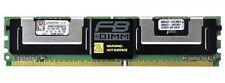 1GB Kingston PC2-5300 DDR2-667MHz ECC Fully Buffered KVR667D2D8F5K2/2G