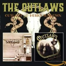 The Outlaws - Outlaws & Hurry Sundown (2014)  2CD  NEW/SEALED  SPEEDYPOST