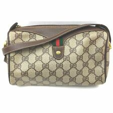 Gucci Shoulder Bag  Browns PVC 1505810