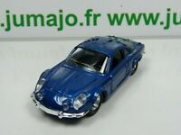 RE66G voiture 1/43 SOLIDO : RENAULT ALPINE BERLINETTE