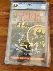 Thor #134 1966 CGC 6.0 1st Appearance of the High Evolutionary