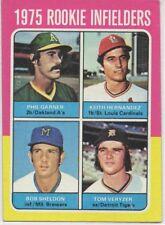 1975 Topps Rookie Infielders Keith Hernandez Phil Garner #623 RC EX