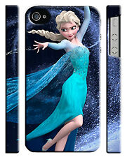 Iphone 4s 5 6 6S 7 8 X XS Max XR 11 Pro Plus Case Frozen Elsa Kids Cartoon