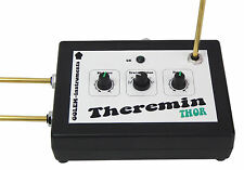 Analog THEREMIN with Pitch and Volume Antenna - Up to 9 Oktaves !