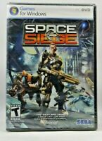 Space Siege (PC, 2008) new sealed !