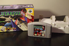 Star Fox 64 (Nintendo 64, 1997) *Tested / With Box