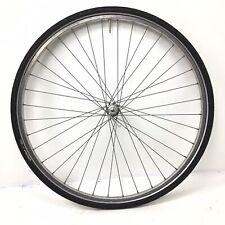 700C Ambosio Quick Release Front Bicycle Wheel, Ofmega Hub, 32C Tire  #F82