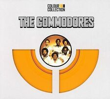 THE COMMODORES Colour Collection CD BRAND NEW Compilation Lionel Richie