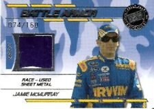 2009 09 Press Pass Jamie McMurray Race-Used Sheet Metal #/160 Ford Fusion