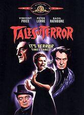 Tales of Terror (Dvd, 2000)