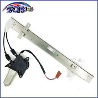OE Replacement Oldsmobile Alero//Pontiac Grand AM Rear Driver Side Door Glass Regulator Partslink Number GM1550104