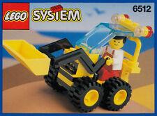 LEGO Ville Landscape Loader (6512) (vintage)