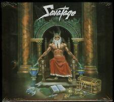 Savatage Hall of Mountain King digipack CD new 2011 Remaster