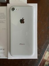 Apple iPhone 8 - 64GB - Silver (Unlocked) A1863 (CDMA + GSM)