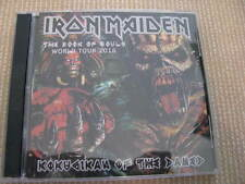 IRON MAIDEN -KOKUGIKAN OF THE DAMNED- MEGA RARE JAPAN 2016 LIVE 2CD