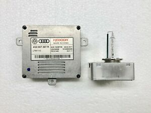 OEM for Audi A3 A6 Q3 LED Control Unit Module HID D5S Bulb Kit ECU 4G0907397R