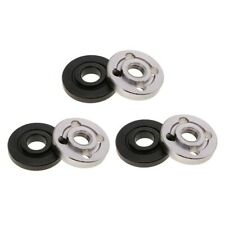 6x/Set Flange Lock Nuts Pin Steel Plate Assembly Fittings For Angle Grinder Part