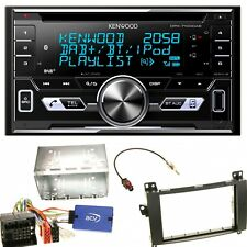 Kenwood dpx-7100dab Bluetooth USB CD Kit de montage pour MERCEDES VIANO VITO w639