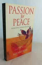 Passion for Peace by Stuart Rees (Paperback, 2003), SIGNED