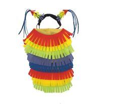 "NEW Medium dog pet PINATA Halloween costume outfit headpiece 15-30lbs 14-16"""