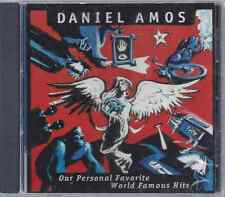 Daniel Amos-Our Personal Favorite World Famous Hits CD(Brand New-Factory Sealed)