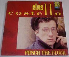 Elvis Costello - Punch The Clock Vinyl LP, original 1983 Oz pressing