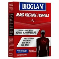 Bioglan High Blood Pressure Formula 60 Capsules New