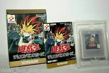 YU-GI-OH DUEL MONSTERS GIOCO USATO GAMEBOY EDIZIONE GIAPPONESE JAPAN 37340