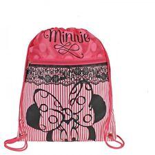 Sportbeutel Sporttasche Strand & Schwimmbad Kinder Tasche Disney Minnie Mouse