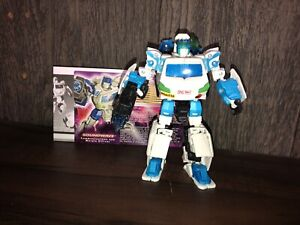 Transformers BotCon 2012 Invasion Shattered Glass Soundwave loose complete