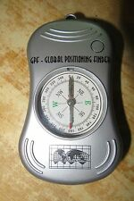 GPF-GLOBAL POSITIONING FINDER COMPASS BELT CLIP ON OR LOOP ON TOP