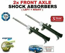FRONT SHOCK ABSORBER SET for FORD FIESTA V 1.25 1.3 1.4 1.6 TDCi ST150 2004-2008