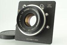*Ex+3* FUJI FUJINON W 125mm F/5.6 Seiko Shutter For Large Format Camera Lens