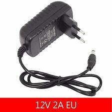 Steckernetzteil 24W 12V 2A Netzteil Netzadapter Adapter Schaltnetzteil