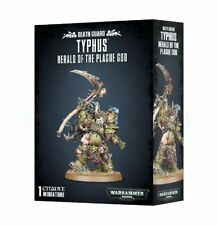 Death Guard Typhus Herald of Plague Games Workshop Warhammer 40.000 40k 8th