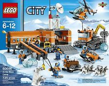LEGO City Arctic Base Camp 60036