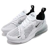 Nike Wmns Air Max 270 White Black Women Running Shoes Sneakers AH6789-100