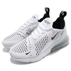 Nike Wmns Air Max 270 White Black Women Running Shoes Sneakers AH6789-100