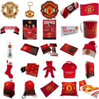 Manchester United FC Man Utd Official Merchandise BIRTHDAY CHRISTMAS GIFT IDEA