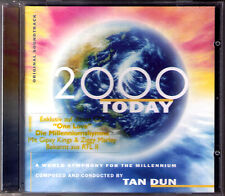 TAN DUN 2000 Today A World Symphony for the Millennium One Love Gipsy Kings CD