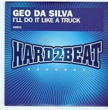 (FI160) Geo Da Silva, I'll Do It Like A Truck - 2008 DJ CD