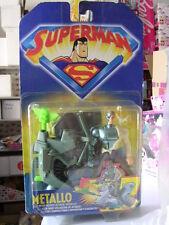 Superman - Supergirl con Corazza D'attacco Aereo Kenner 1998